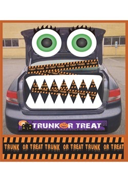 6 Pc Car Decorating Trunk Or Treat Set