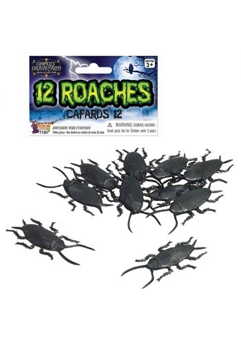 12 pc Roaches Set