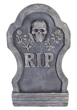 "21"" R.I.P. Gravestone Decoration"