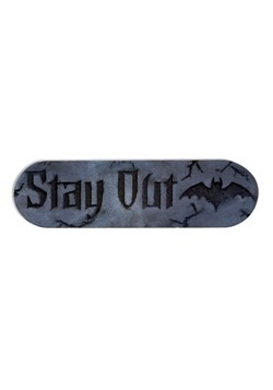"18"" Stay Out Foam Sign Decoration"
