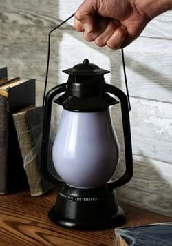 Hidden Ghost Face Light Up Lantern Prop