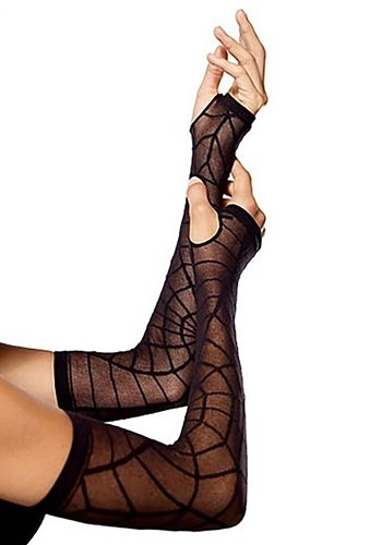 Spiderweb Arm Warmers