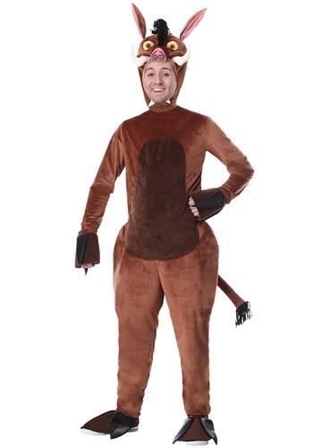 Adult Plus Size Warthog Costume