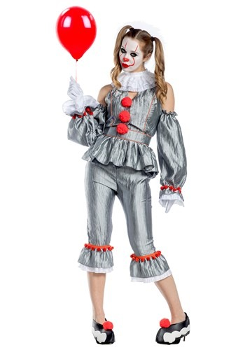 IT Womens Pennywise Premium Costume