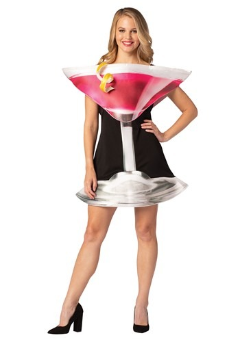 Women's Cosmo Dress Costume