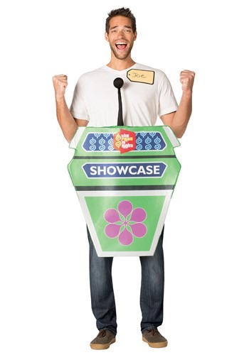 The Price is Right Showcase Showdown Costume