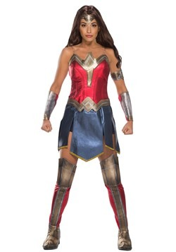 Wonder Woman Deluxe Adult Costume