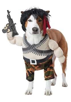 Action Hero Pet Costume