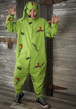 Nightmare Before Christmas Oogie Boogie Union Suit