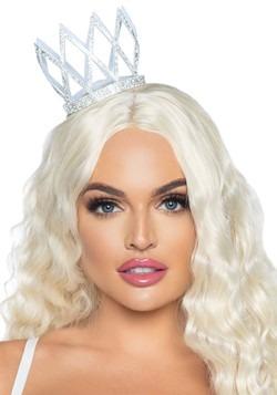 Faux Rhinestone Crown