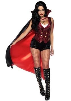 Women's Bloodthirsty Vampire Costume