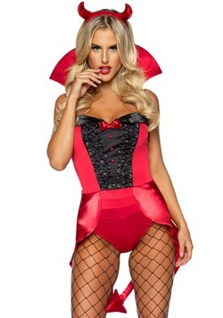 Women's Devilish Darling Costume