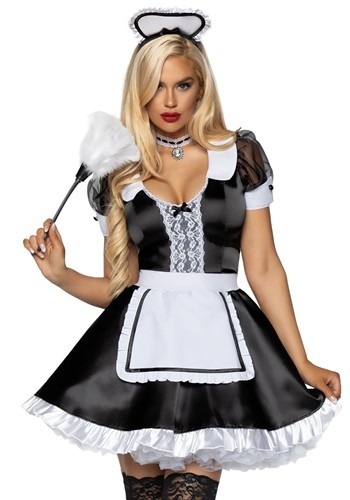 Women's Classic French Maid Costume