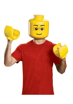 LEGO Adult Mask and Hands Kit