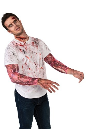 Adult Zombie Sleeves Accessory