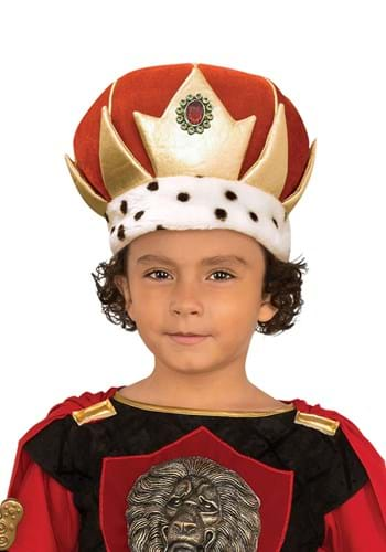 Kid's King Crown Accessory
