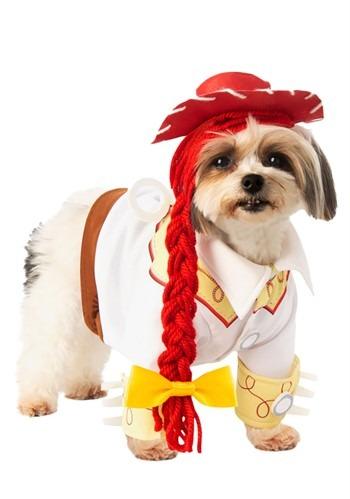 Toy Story Jessie Dog Costume