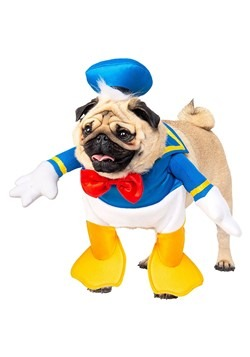 Donald Duck Dog Costume