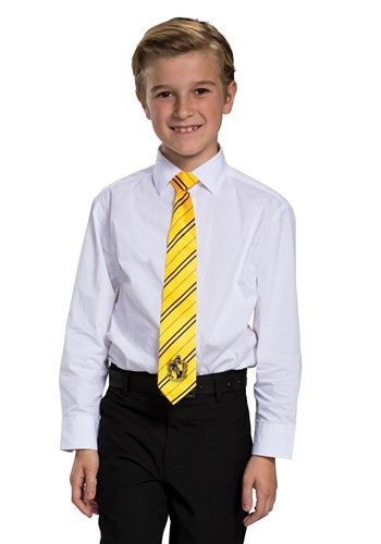 Harry Potter Hufflepuff Breakaway Tie