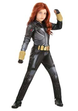 Black Widow Child Deluxe Costume