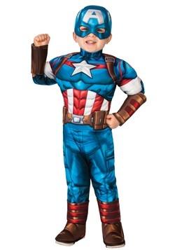 Captain America Toddler Costume