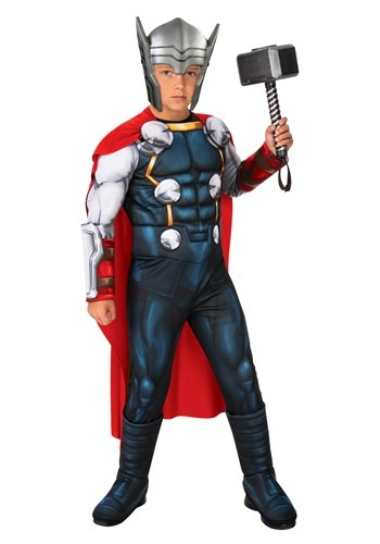 Classic Thor Deluxe Child Costume