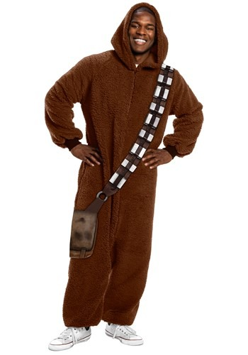 Chewbacca Adult Jumpsuit