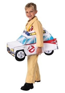Ghostbusters Ecto 1 Ride In Costume