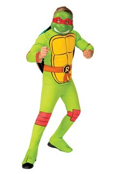 TMNT Classic Raphael Child Costume