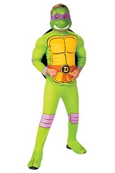 TMNT Classic Donatello Child Costume