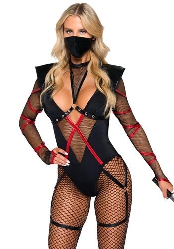 Women's Sexy Lethal Ninja Costume