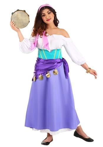 Hunchback of Notre Dame Women's Esmeralda Costume