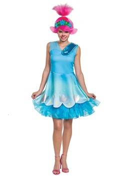 Trolls World Tour Women's Poppy Costume