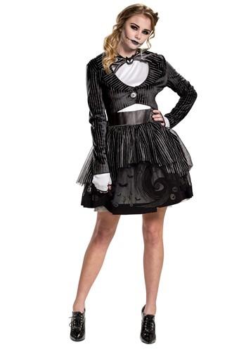 Nightmare Before Christmas Women's Jack Skellington Dress Co