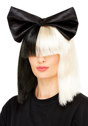 Adult Two Tone Popstar Wig