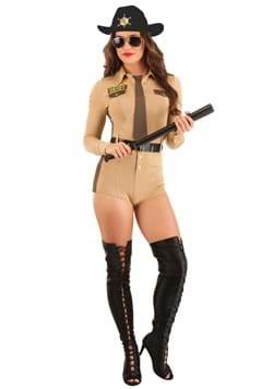 Sexy Womens Sheriff Costume