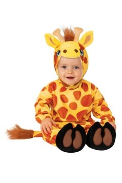 Infant / Toddler Giraffe Costume