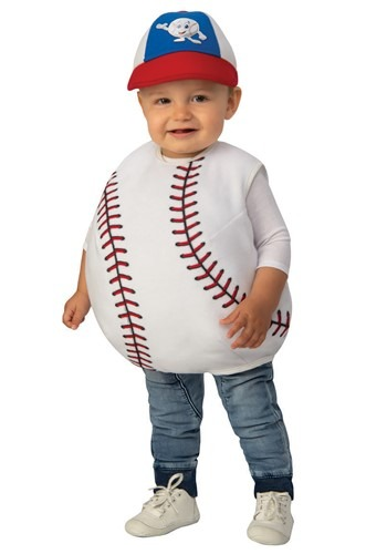 Infant Baseball Costume