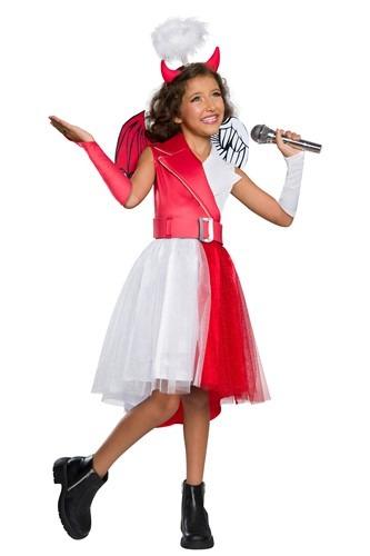 Girl's Angel / Devil Dress Costume