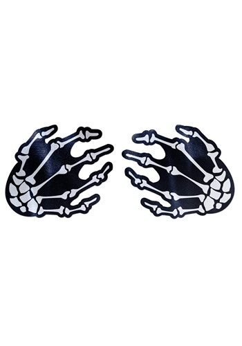 Pastease Skeleton Hands Pasties