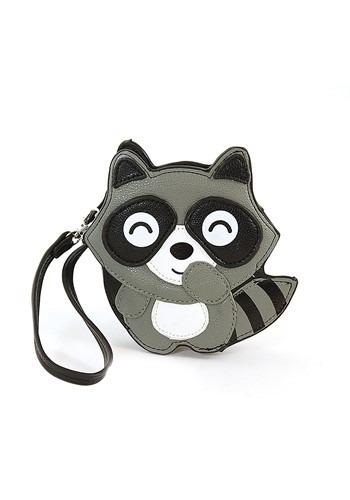 Detachable Raccoon Wristlet