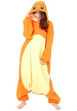 Pokemon Adult Charmander Plus Kigurumi