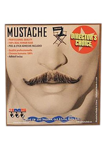 Magician Mustache Brown