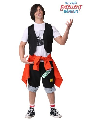 Bill & Ted's Excellent Adventure Men's Plus Size Ted Costume