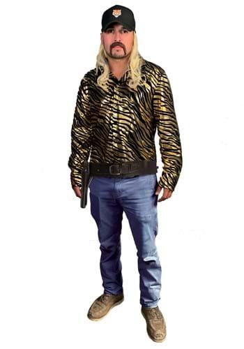 Men's Tiger Trainer Costume