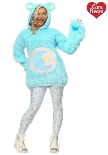 Care Bears Women's Plus Size Deluxe Bedtime Bear Costume