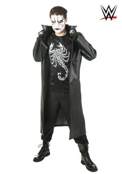 WWE Plus Size Sting Costume1