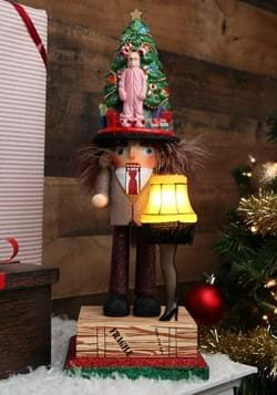 A Christmas Story Light-Up Nutcracker