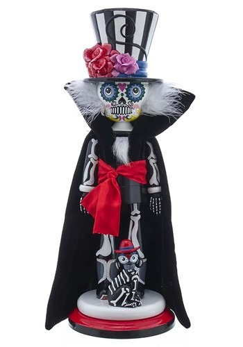 "Hollywood Day of the Dead 16"" Nutcracker"