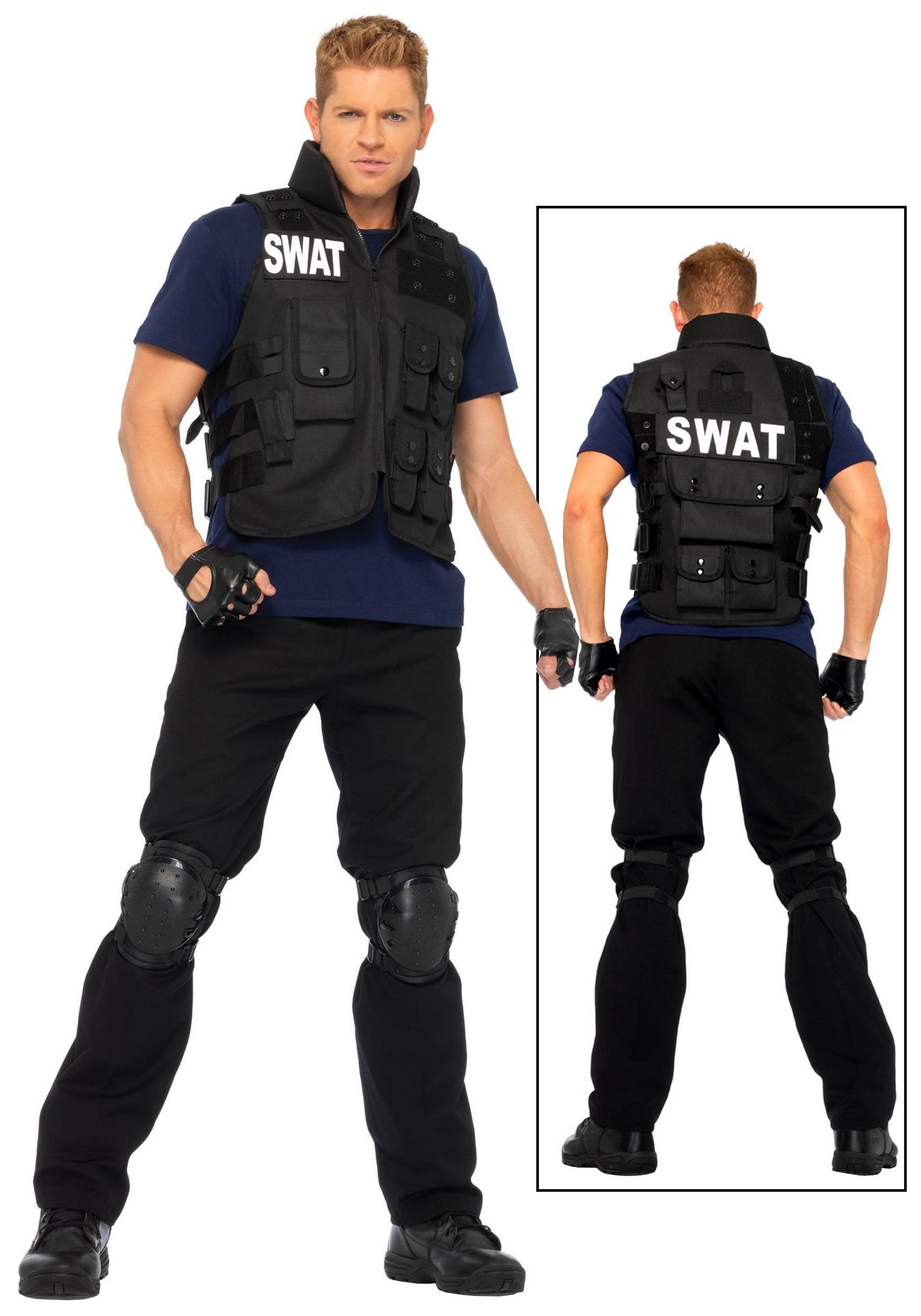 Women S Swat Halloween Costume